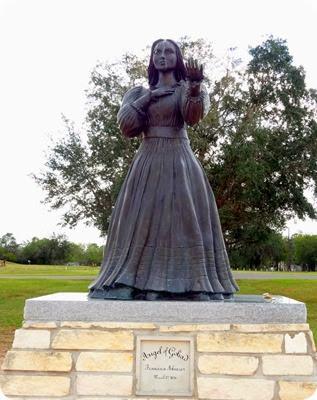 Angel of Goliad