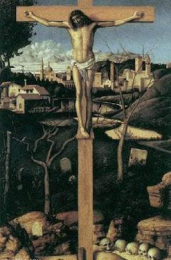 Рис. 16. Джованни Беллини - Распятие, 1501 г.