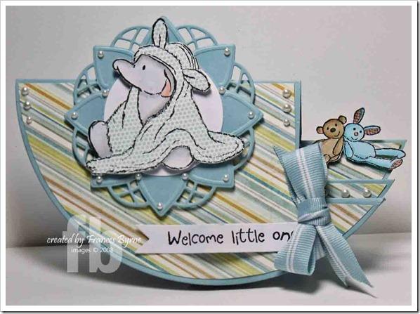 C4C127 Baby Elephant wm