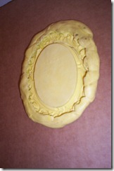 mold putty picture frame 002