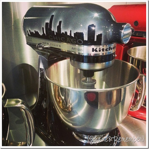 chicago kitchenaid mixer