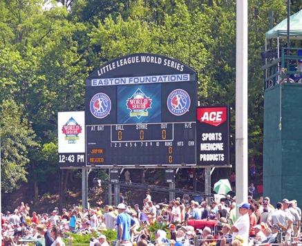 LL Scoreboard