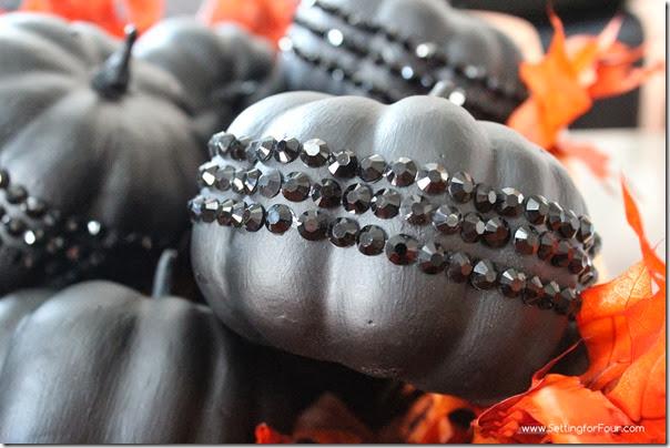 Glam Crystal Pumpkin Tutorial