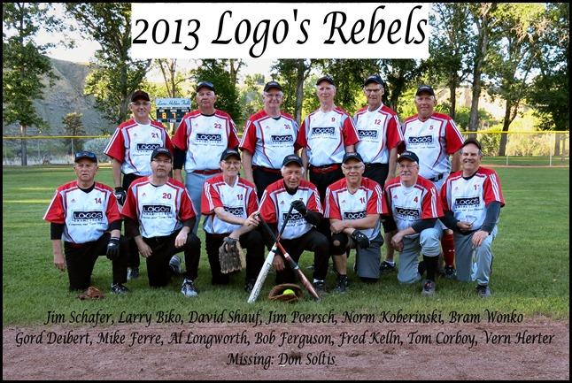 Logos Rebels 2013