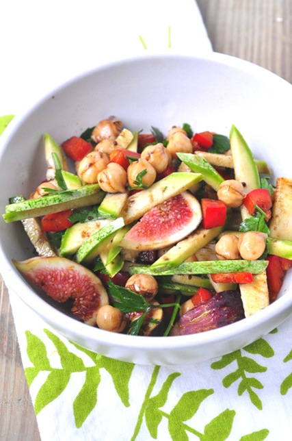 chickpea_fig_salad