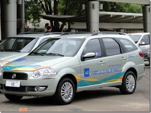 Carros para o Tour Veículo Elétrico Itaipu BlogTurFoz Vivian