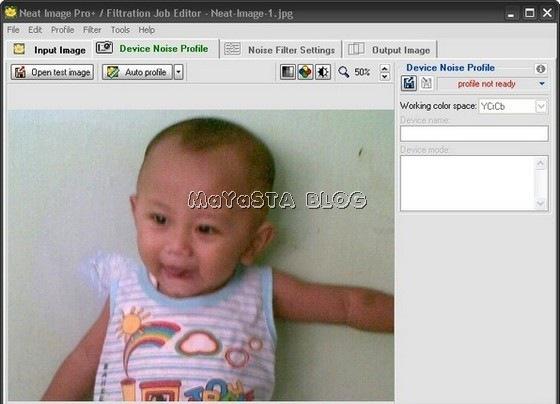 Edit foto dengan Neat Image