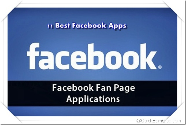 FacebooK Fan Page Apps