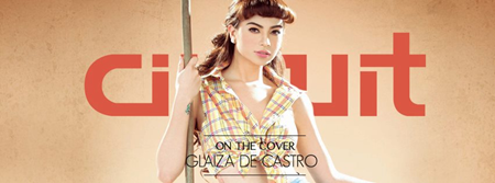 Glaiza de Castro for Circuit mag March 2013 issue