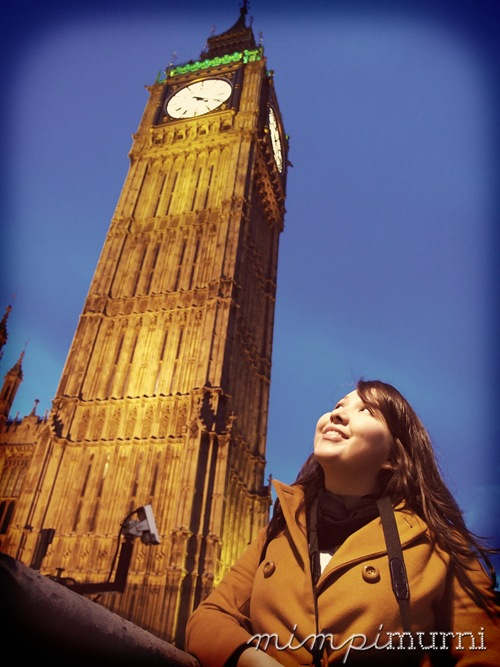 Murni &amp; Big Ben Tower    