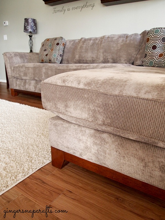 Sinclair sectional from La-Z-Boy