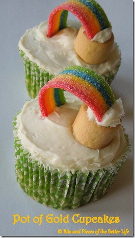 Pot of Gold Cupcake3