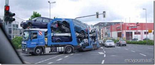 Europese autoverkopen 0511 03