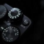 X−E2の『Qボタン』の設定、カスタマイズ画像