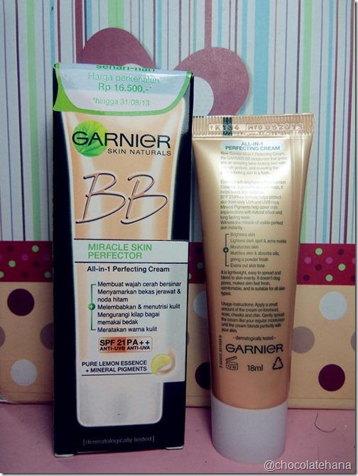 garnier bb2