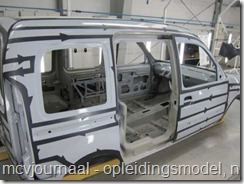 Opleiding Fabriek Dacia Lodgy 09