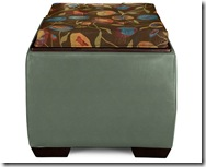 Leo ottoman_30B to match the loveseat B 994394 and pillows G 969079