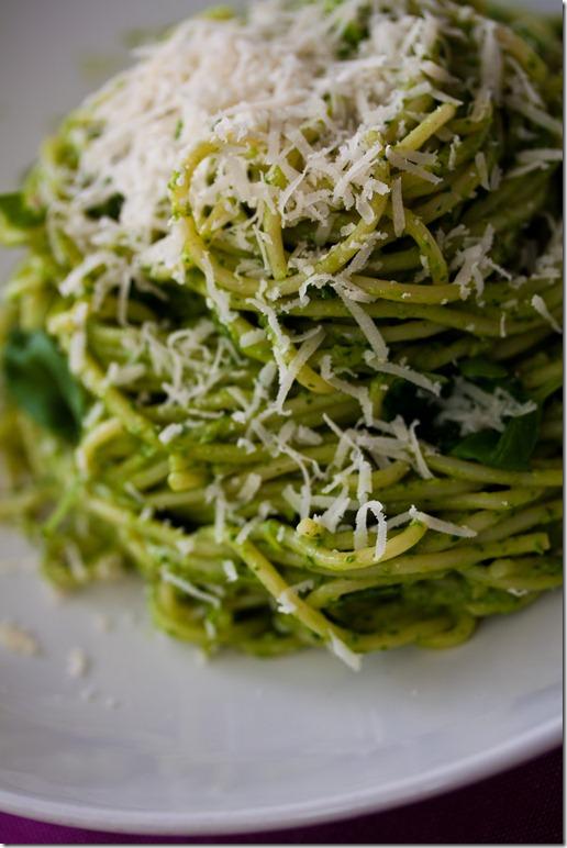 Spaghetti with Avocado (1 von 1)
