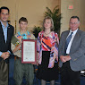 Eagle Scout Ceremony for Richard Hoover: Mahopac