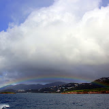 Another Rainbow On Our Way To St. John - St. Thomas, USVI