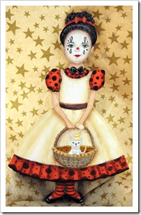 The Clown - Danse Macabre' Ballerina  Ornament