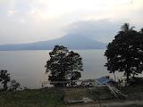 Gunung Seminung as seen from Wisma Pusri (Dan Quinn, October 2012)
