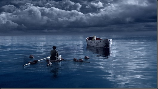 LIFE OF PI takes us from serene to stormy
