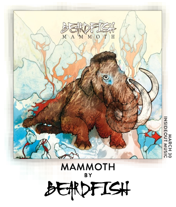 Mammoth by Beardfish