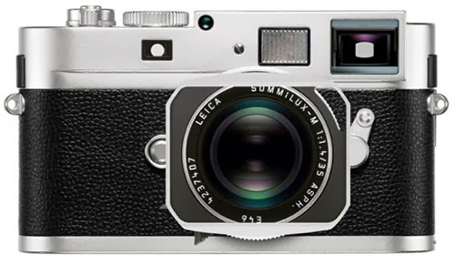 Leica Monochrom Ralph Gibson limited edition camera front