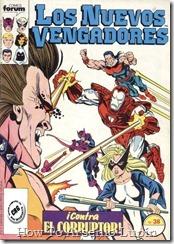 P00038 - Los Nuevos Vengadores #38