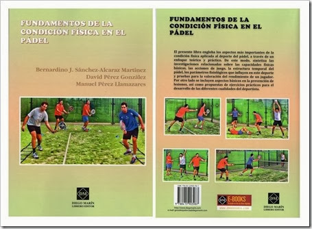"""""""Fundamentos de la Condición Física en el Pádel"""" tu libro para entender los parámetros más importantes implicados en el juego."""
