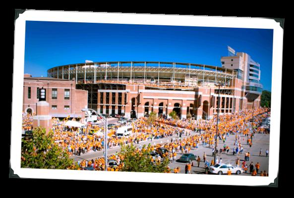 Tennesse United States Sports Stadium