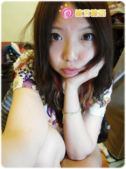 韓國GEO隱形眼鏡-Godness女神灰423