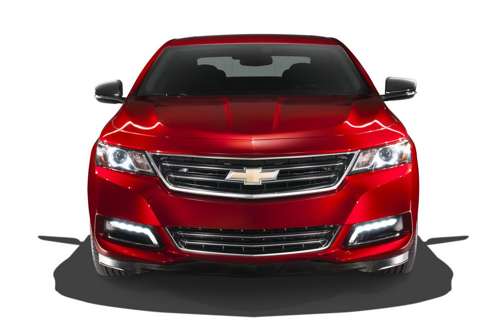 2014 Chevrolet Impala Prices to Start from $27,535, Available with 4