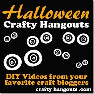 Halloween Crafty Hangouts