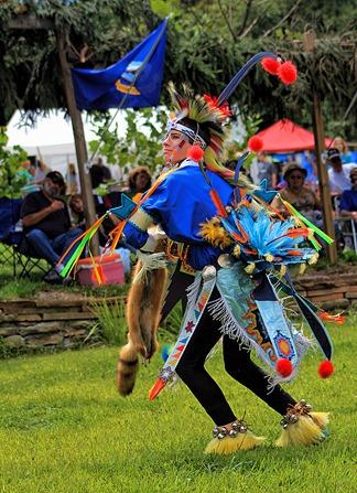 Lenape Powwow Fancy Dancer9
