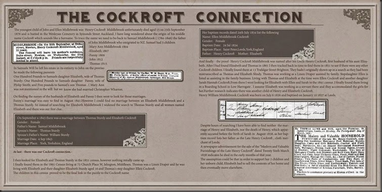 thecockroftconnection