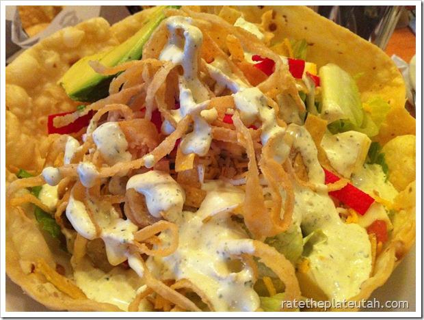 Iggy's Cabo-Wabo Salad
