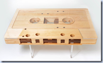 Cassete Tape Coffee Table