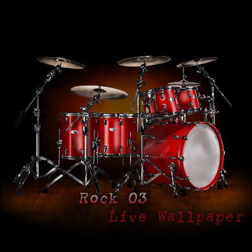 Rock 03 ライブ壁紙 LOGO-APP點子