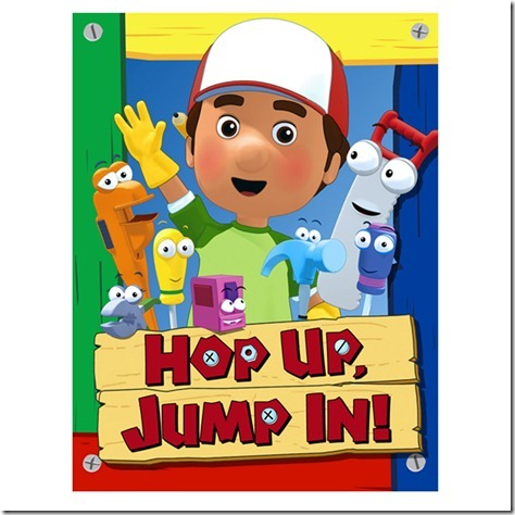 Wallpaper Handy Manny (1)