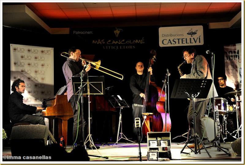 Enric Alegre Quintet, Vilafranca del Penedès 2013