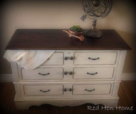 painted cedar chests