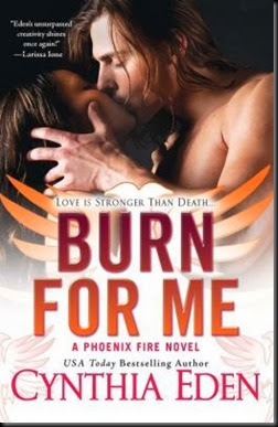 BURN FOR ME Cover