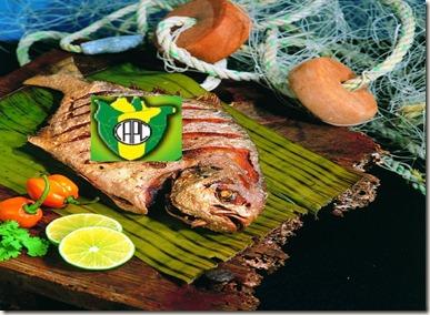 Comida Tipica Pescado Frito