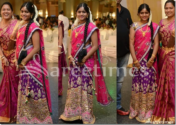 Pink_Purple_Half_Saree