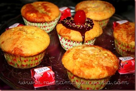 Muffins - Mi mama y su cocina