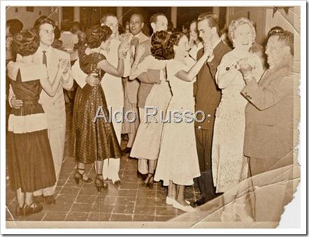Aldo Russo fiesta LV