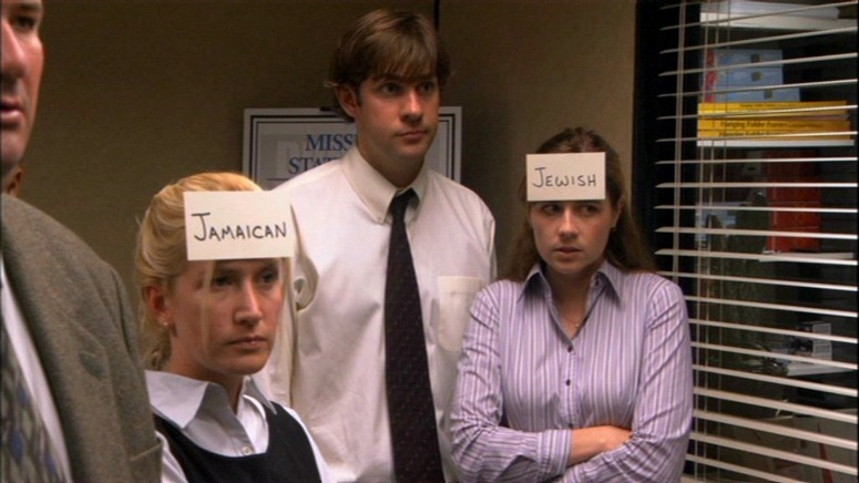 talking about race diversity the office