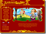 Andersen's Fairy Tales – This website has links to Hans Christian Andersen fairy tales, games about the tales and information about the author himself.